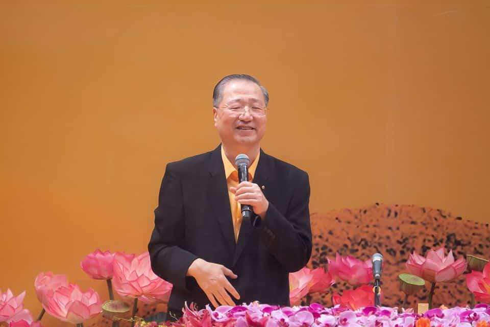 Master Jun Hong Lu's Public Talk in Kuala Lumpur, Malaysia Pic 1