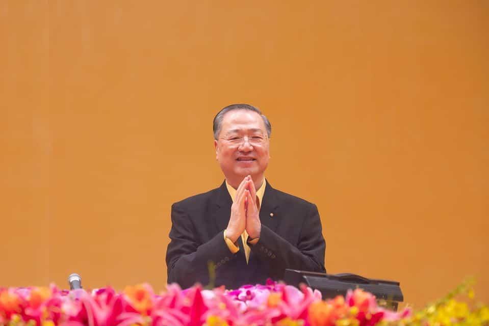 Master Jun Hong Lu's Public Talk in Kuala Lumpur, Malaysia Pic 2