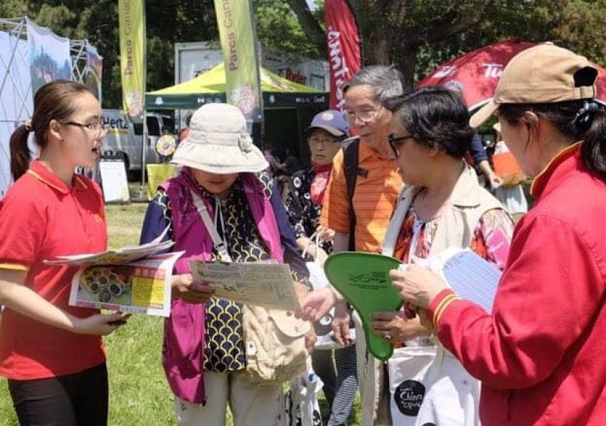 Free Vegetarian Tasting Event at the 30th Toronto International Dragon Boat Race Festival Picture 4