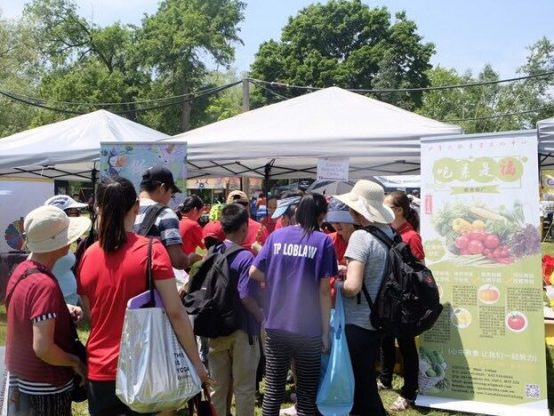 Free Vegetarian Tasting Event at the 30th Toronto International Dragon Boat Race Festival Picture 5
